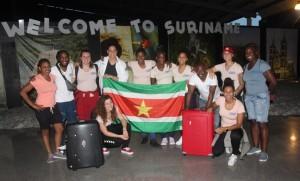 1DSI in Suriname voor 2 internationale friendlies
