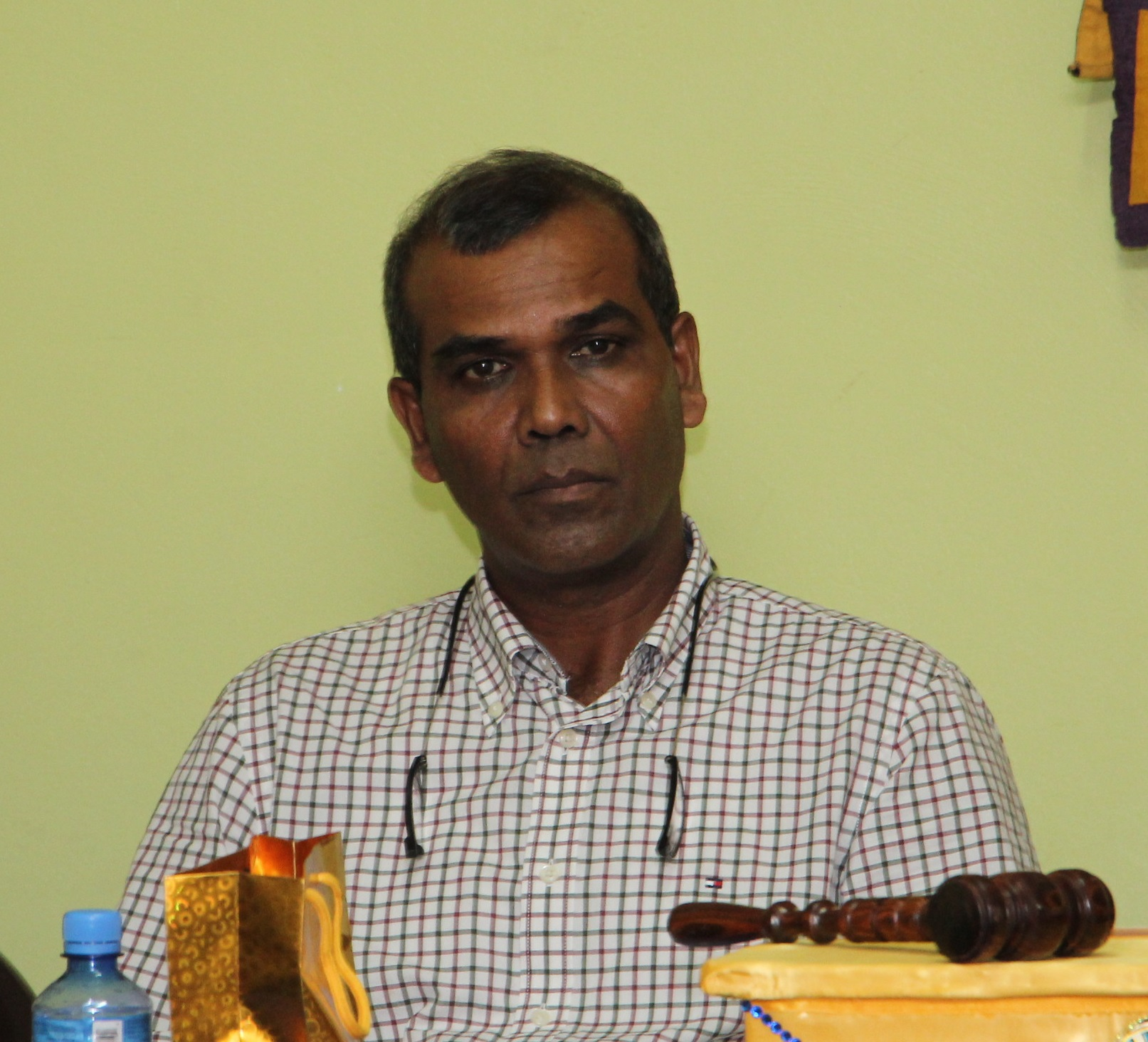 Professor Sieuwnath Naipal