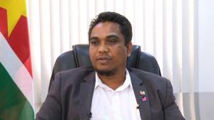 Minister Noersalim kondigt launch (1)