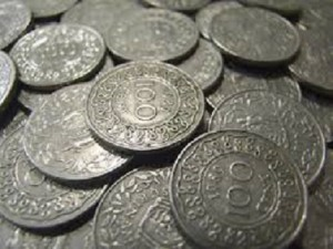 2Tekort aan SRD-munten, mythe of feit